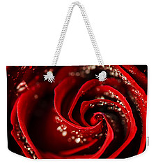 She Sparkles And Shines Weekender Tote Bag