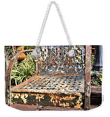 Shedding Weekender Tote Bag