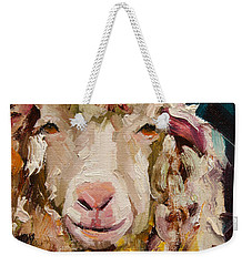 Sheep Alert Weekender Tote Bag