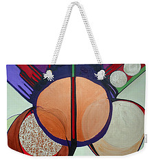 Shehecheyanu Weekender Tote Bag