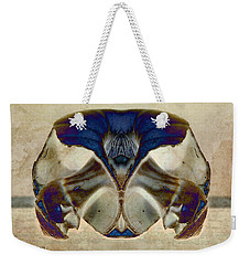 Shell 20 Weekender Tote Bag by WB Johnston