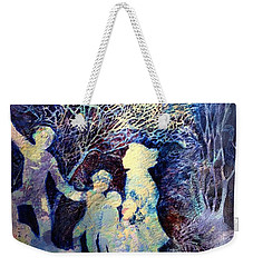 Shelter From The Storm Weekender Tote Bag by Marilyn Jacobson