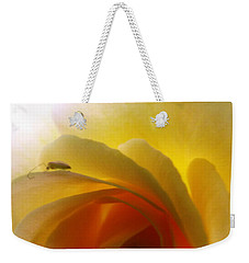 Weekender Tote Bag featuring the photograph Shelter Me From Harm by Robyn King