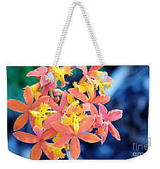 Sherbert Of The Sun Weekender Tote Bag