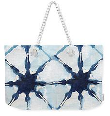 Shibori II Weekender Tote Bag
