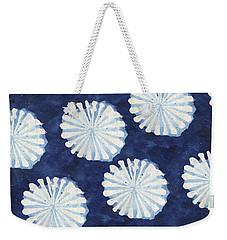 Shibori IIi Weekender Tote Bag by Elizabeth Medley