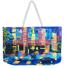 Reflect Weekender Tote Bag by Bonnie Lambert