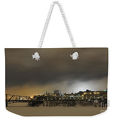 Shimmer Of Pearl.. Weekender Tote Bag