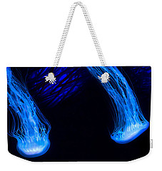 Shimmering Wonders Weekender Tote Bag by Mark Andrew Thomas