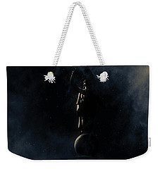 Shine Forth In Darkness Weekender Tote Bag by Greg Collins