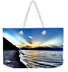 Shine On Weekender Tote Bag