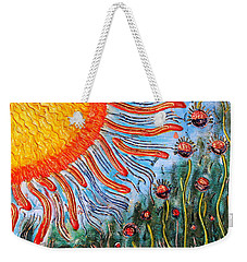 Shine On Me Weekender Tote Bag