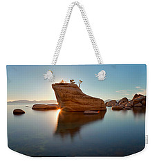 Shining Bonsai Weekender Tote Bag