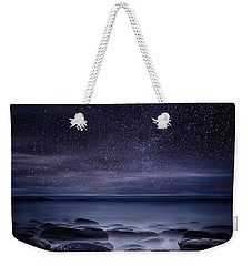 Shining In Darkness Weekender Tote Bag