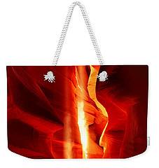 Shining Light Weekender Tote Bag