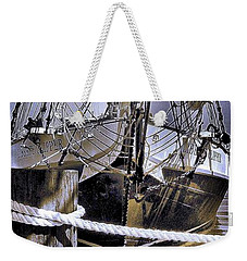 Shining Sea Weekender Tote Bag