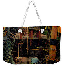 Ship's Carpenter Weekender Tote Bag