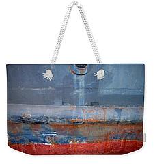 Shipside Abstract II Weekender Tote Bag