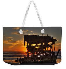 Shipwreck Sunburst Weekender Tote Bag