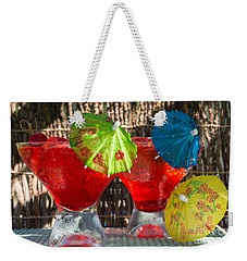 Shirley Temple Cocktail Weekender Tote Bag