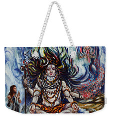 Shiva - Ganga - Harsh Malik Weekender Tote Bag