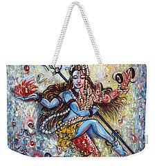 Shiv Shakti Weekender Tote Bag