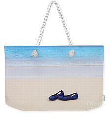 Shoes In Paradise Weekender Tote Bag