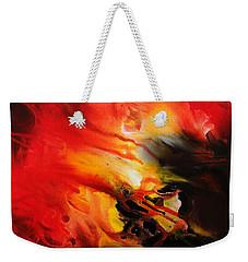 Shooting Star Weekender Tote Bag by Kume Bryant