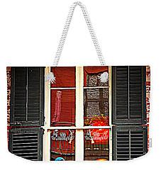 Shop Window Weekender Tote Bag