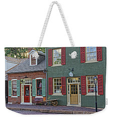 Shops S Main St Charles Mo Dsc00886  Weekender Tote Bag