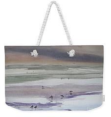Shoreline Birds II Weekender Tote Bag