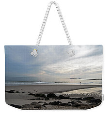 Shores Of Holgate Weekender Tote Bag by Elsa Marie Santoro