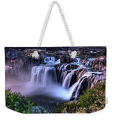 Shoshone Falls Weekender Tote Bag