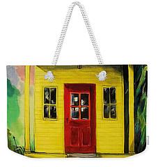 Shotgun House Weekender Tote Bag
