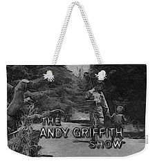 Show Cancelled Weekender Tote Bag