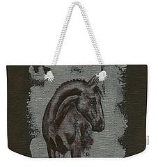Show Horse Weekender Tote Bag
