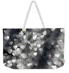 Showered In Love Weekender Tote Bag