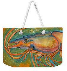 Shrimp Head Weekender Tote Bag
