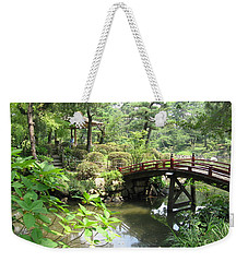 Shukkeien Bridge Weekender Tote Bag