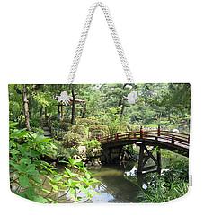 Shukkeien Bridge Weekender Tote Bag