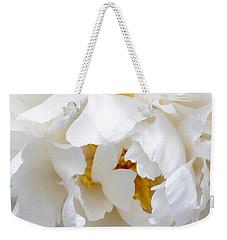 Shy Girl Weekender Tote Bag