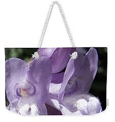 Shy Little Violets Weekender Tote Bag