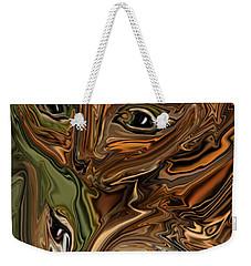 Sibling  Weekender Tote Bag by Rabi Khan