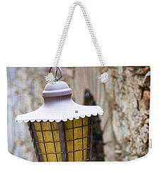 Sicilian Village Lamp Weekender Tote Bag