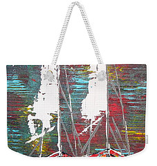 Side By Side - Sold Weekender Tote Bag