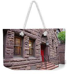 Side Door Weekender Tote Bag by Liz Masoner