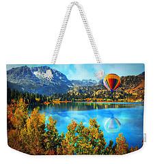 Sierra Dreaming  Weekender Tote Bag