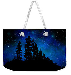 Sierra Foothills Wall Mural Weekender Tote Bag