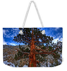 Sierra Pine Weekender Tote Bag
