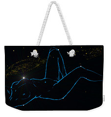 Sign Of The Zodiac Woman Ce 2 Weekender Tote Bag
